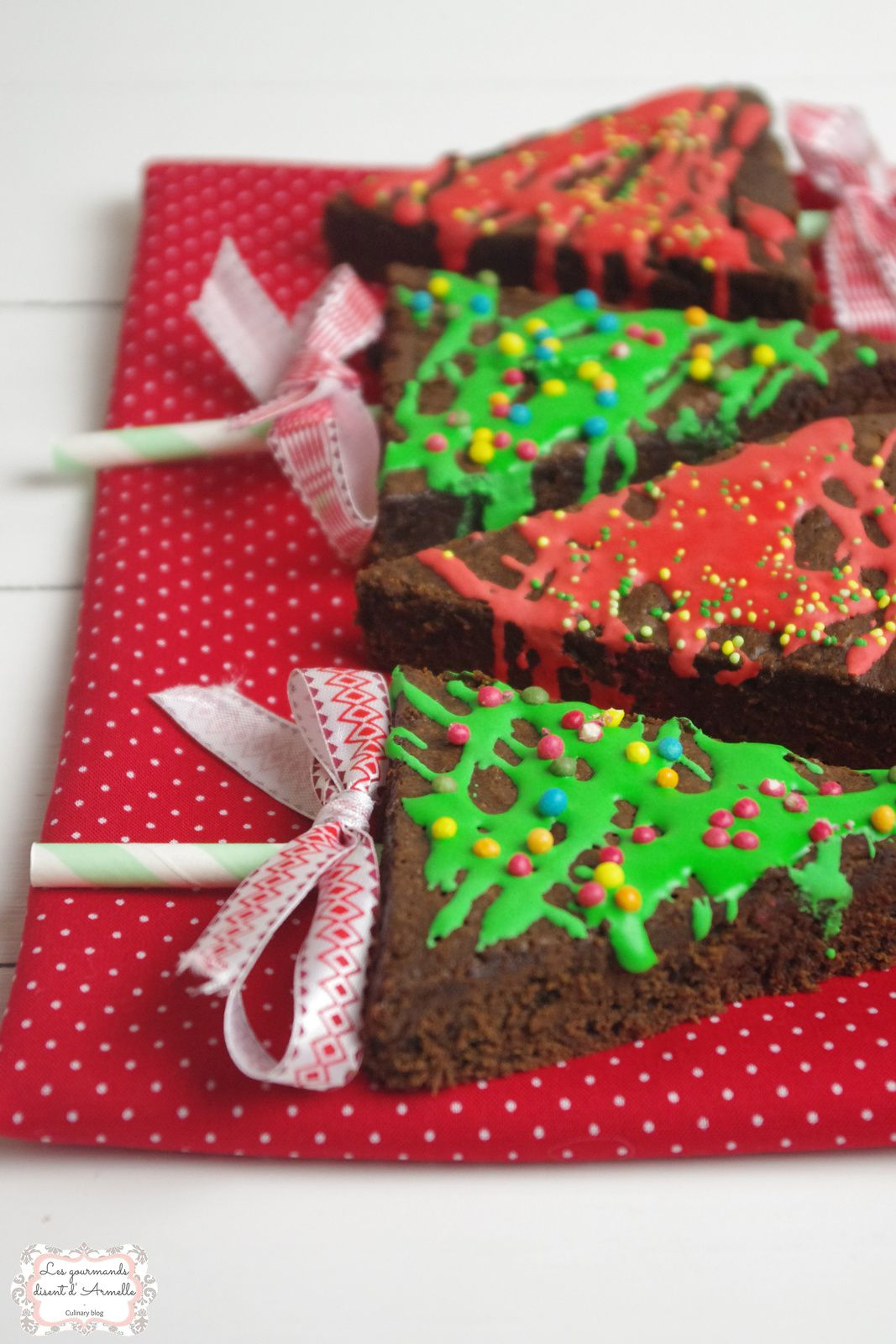 | Brownies de Noël |