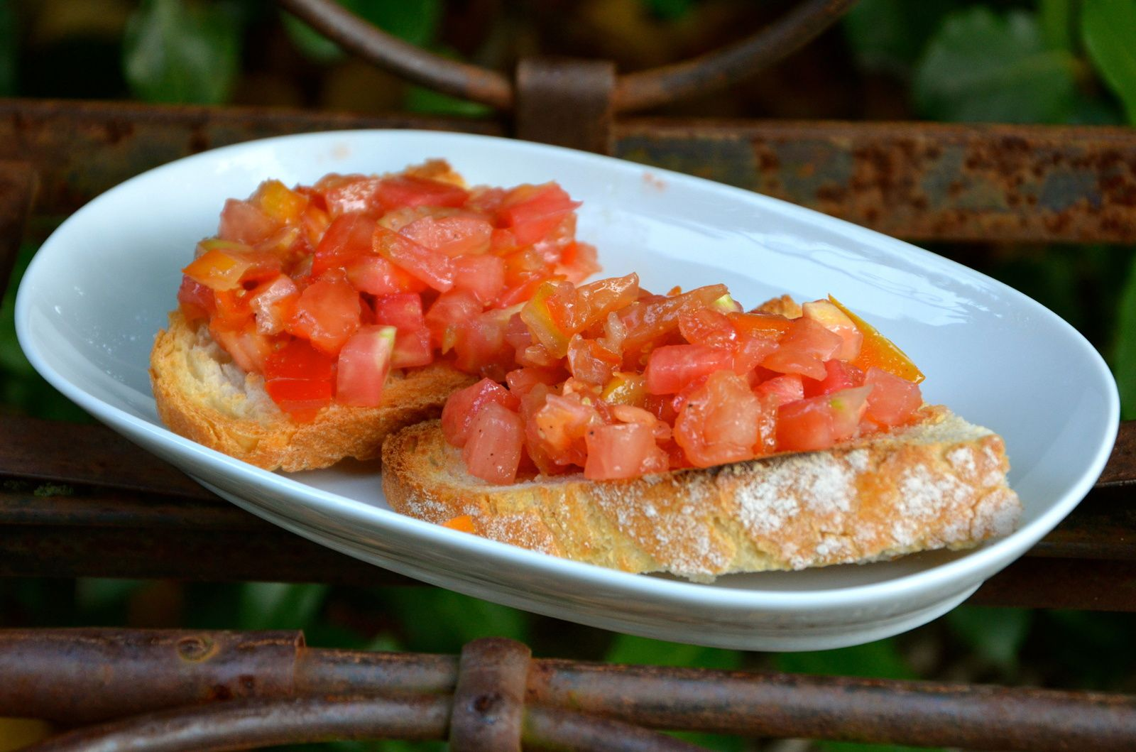 Pan con tomate (Espagne)