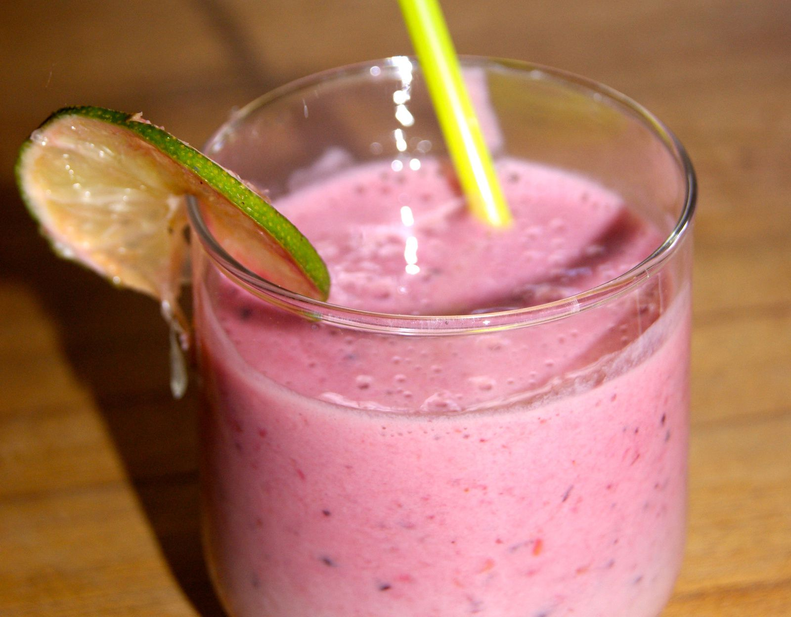 Smoothie multivitaminé