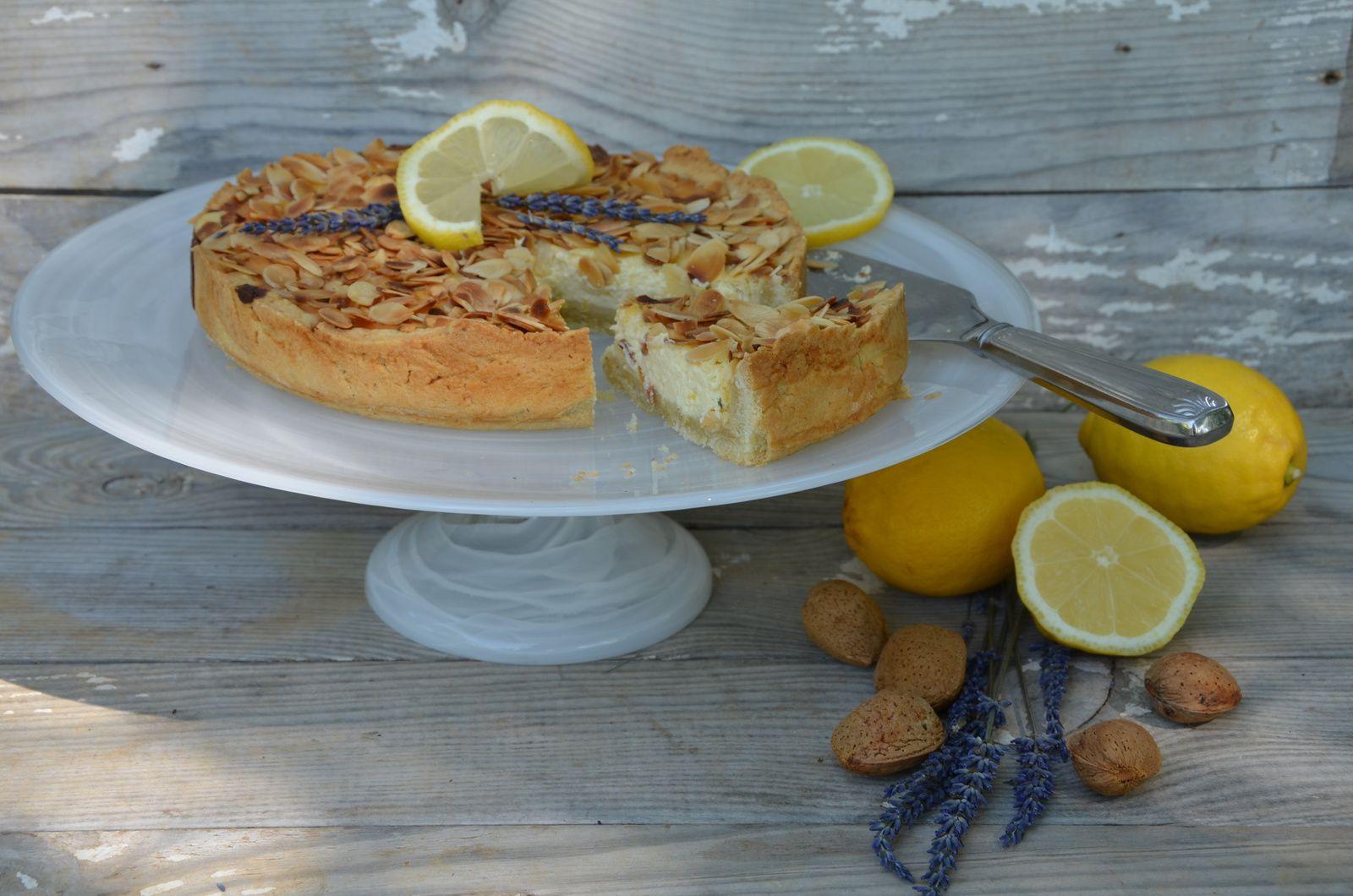 Tarte au miel – Melopita (Grèce)