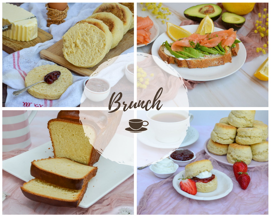 Recettes pour un brunch réussi