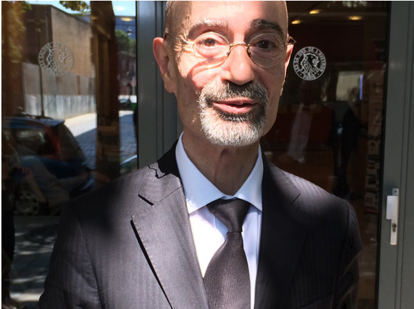Marc Henry, capture d'écran de Jean-Laurent Turbet