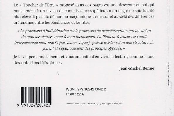 """""""Les clefs de l'édifice"""", Jean-Michel Benne"""