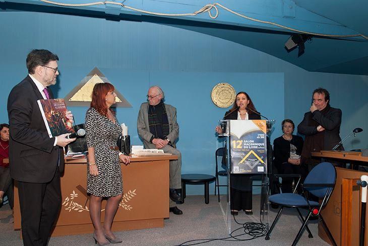 Gros succès du 12° Salon Maçonnique du Livre ce week-end rue Pinel !