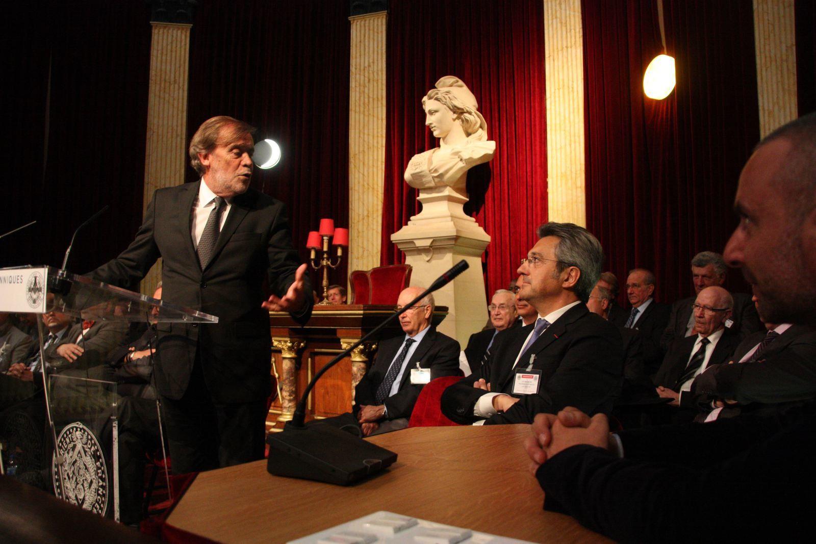 Jean-Pierre Servel (photo Patrick Lafourcade)