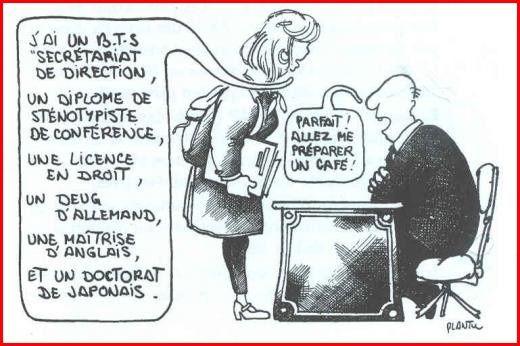 """Le sexisme """"ordinaire""""..."""