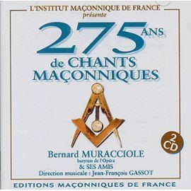 Bernard Muracciole : une voix dans la maçonnerie