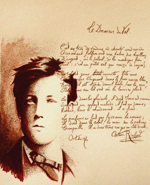 Arthur Rimbaud par Mariebouldingue