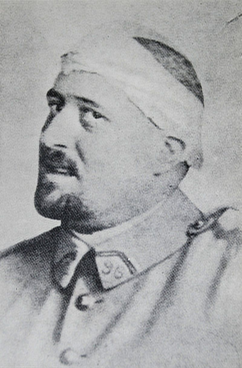 Guillaume Apollinaire, 1916.