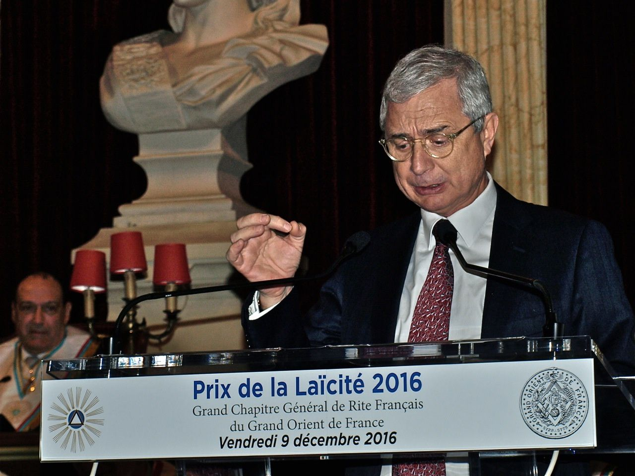 Claude Bartolone, président de l'Assemblée Nationale (Photo : JP Chardon)