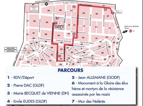 Le 1° Mai des francs-maçons, cimetière du Père-Lachaise, 9h30