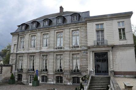 L'Hôtel d'Hocqueville