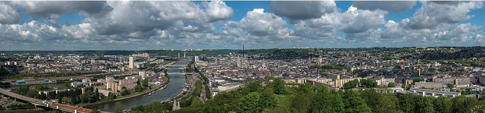 Vers Rouen, pour le 153° Convent du GODF.