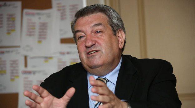 François PADOVANI : interview du président du CLIPSAS.