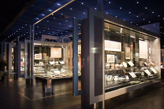 Confinement versus Franc-Maçonnerie ? (4) : Reprise des visites du musée...