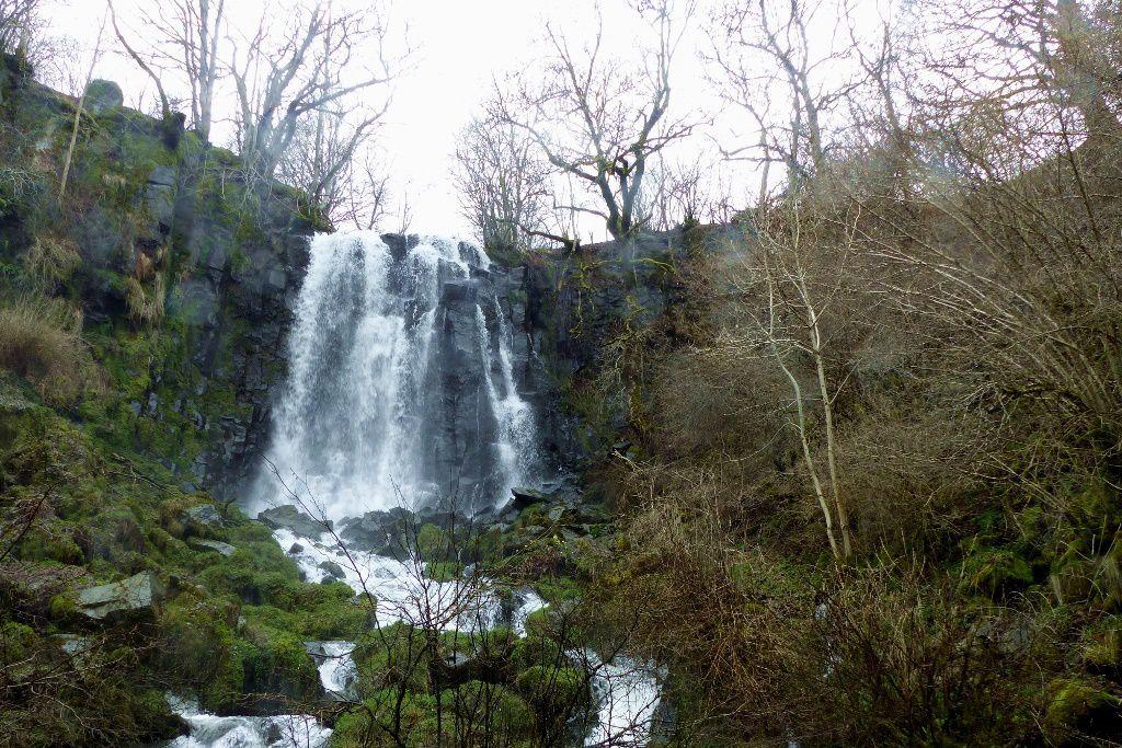 Cascade de Vaucoux (ou d'Anglard)