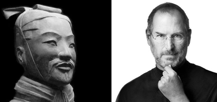 Sun Tzu et Steeve Jobs, 2 managers bienveillants ?