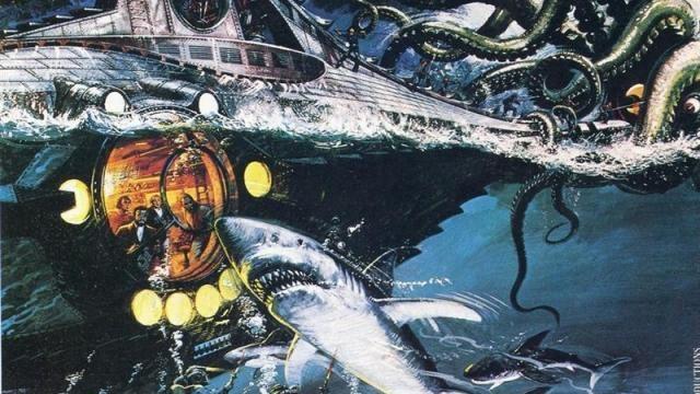 Jules Verne, Vingt mille lieues sous les mers, commentaire d'un extrait (EAF 2016, séries technologiques)