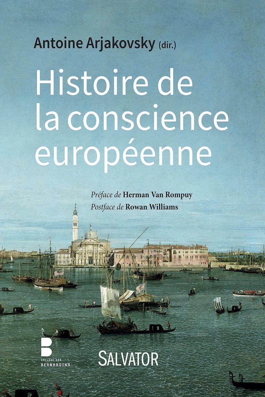 """Conférence à Bourges d'Antoine Arjakovsky : """"Vers une Histoire commune de la conscience européenne"""""""