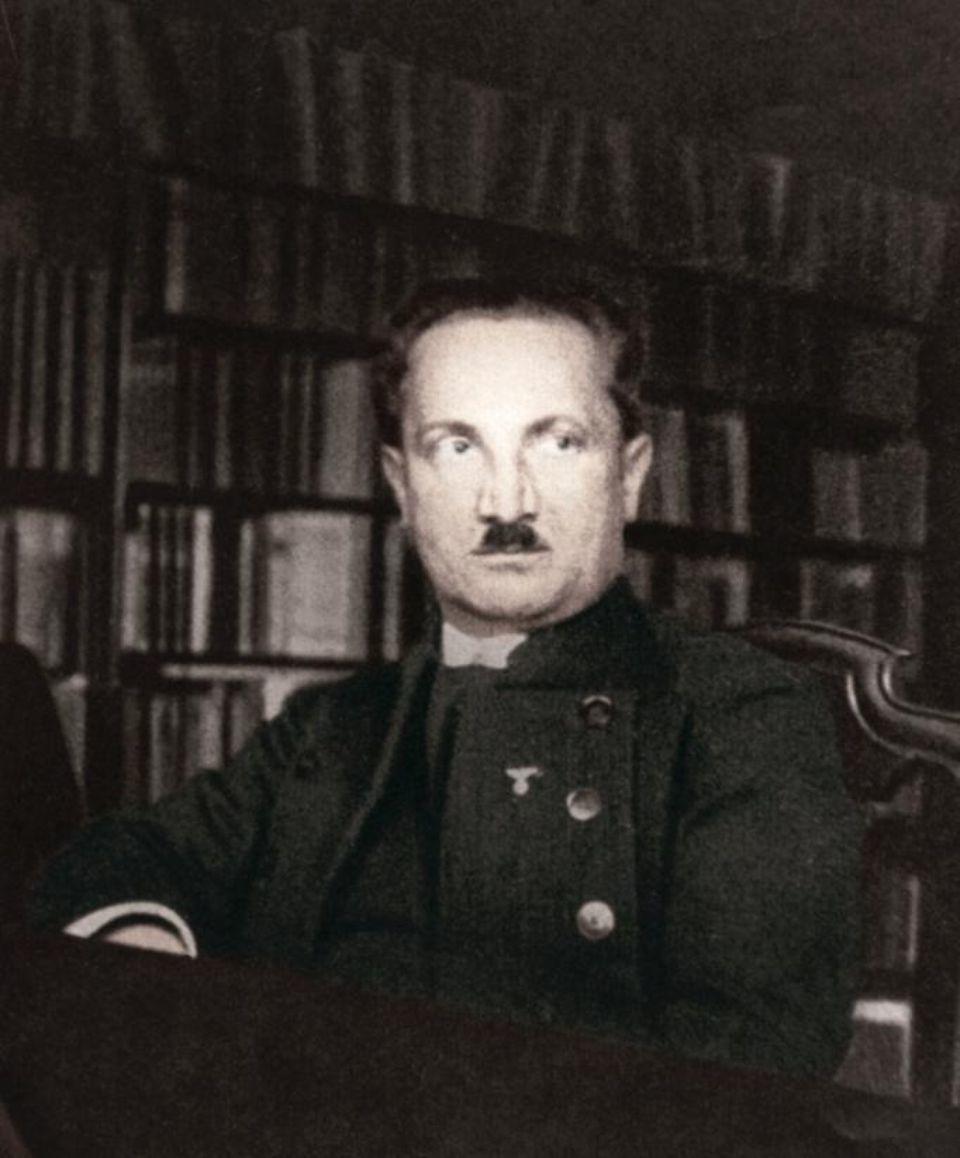 Thomas Bernhard : Heidegger