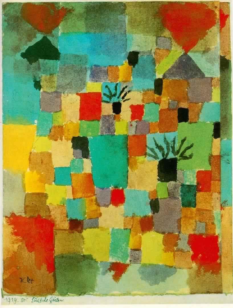 Paul Klee : La genèse de la création