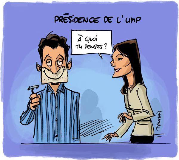 Présidence de l'UMP