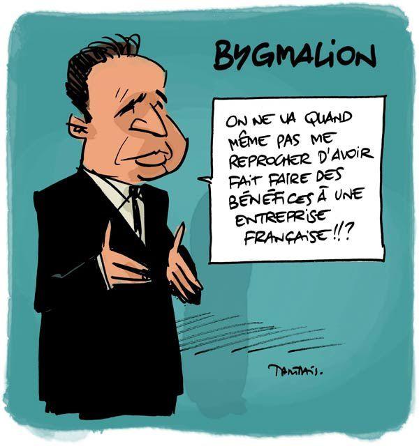 Bygmalion