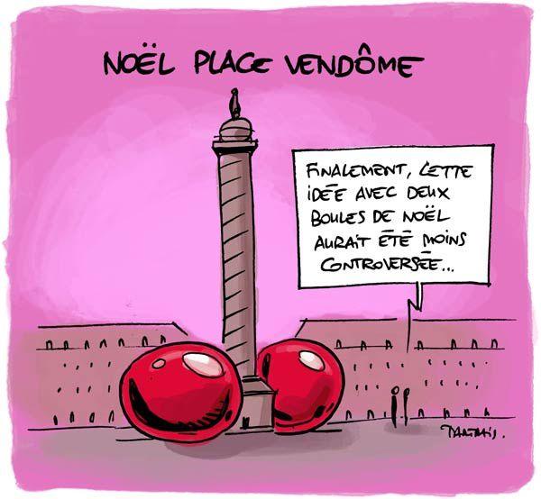 Paul Mc Carthy, place vendôme, plug