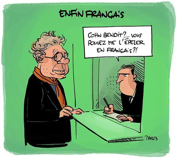 Cohn-Bendit enfin français