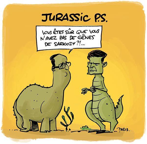 Jurassic PS