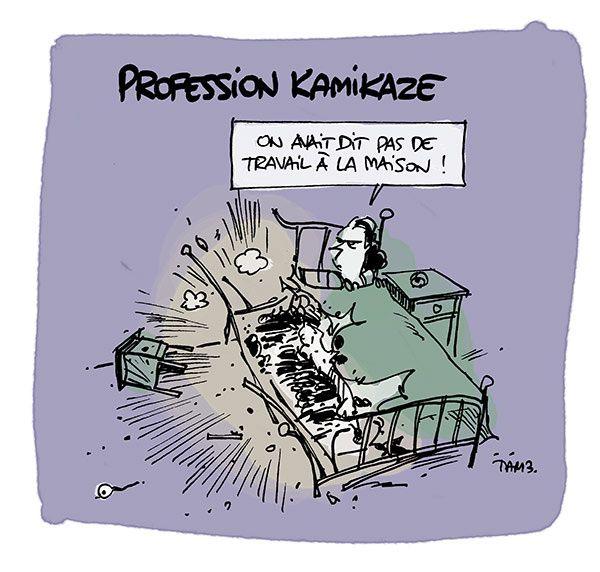 Profession kamikaze
