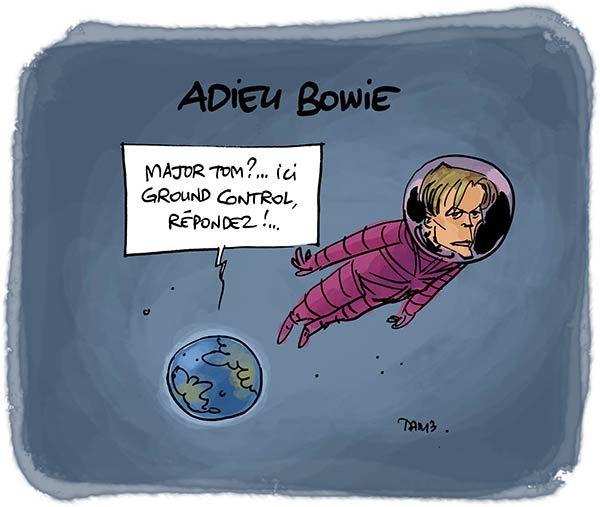 Adieu Bowie