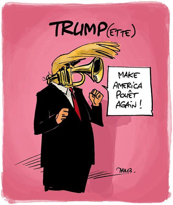 Trump(ette)