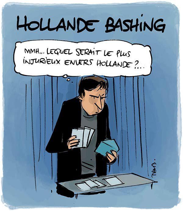 Hollande Bashing