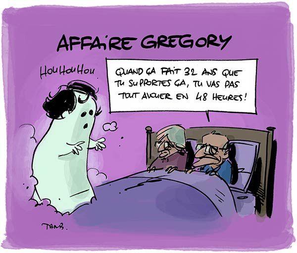 Va falloir ressortir des blagues sur le petit Gregory !?