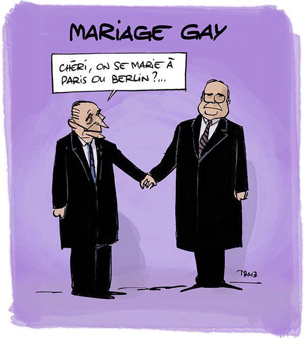 On va pouvoir se marier entre tatas, tontons et teutons.
