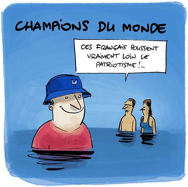 Champions du monde
