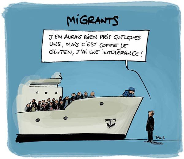 Gluten, arachides, pollen, migrants... Trop d'allergies !