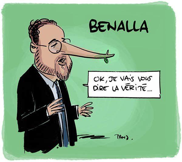 Benalla est-il une marionnette ?