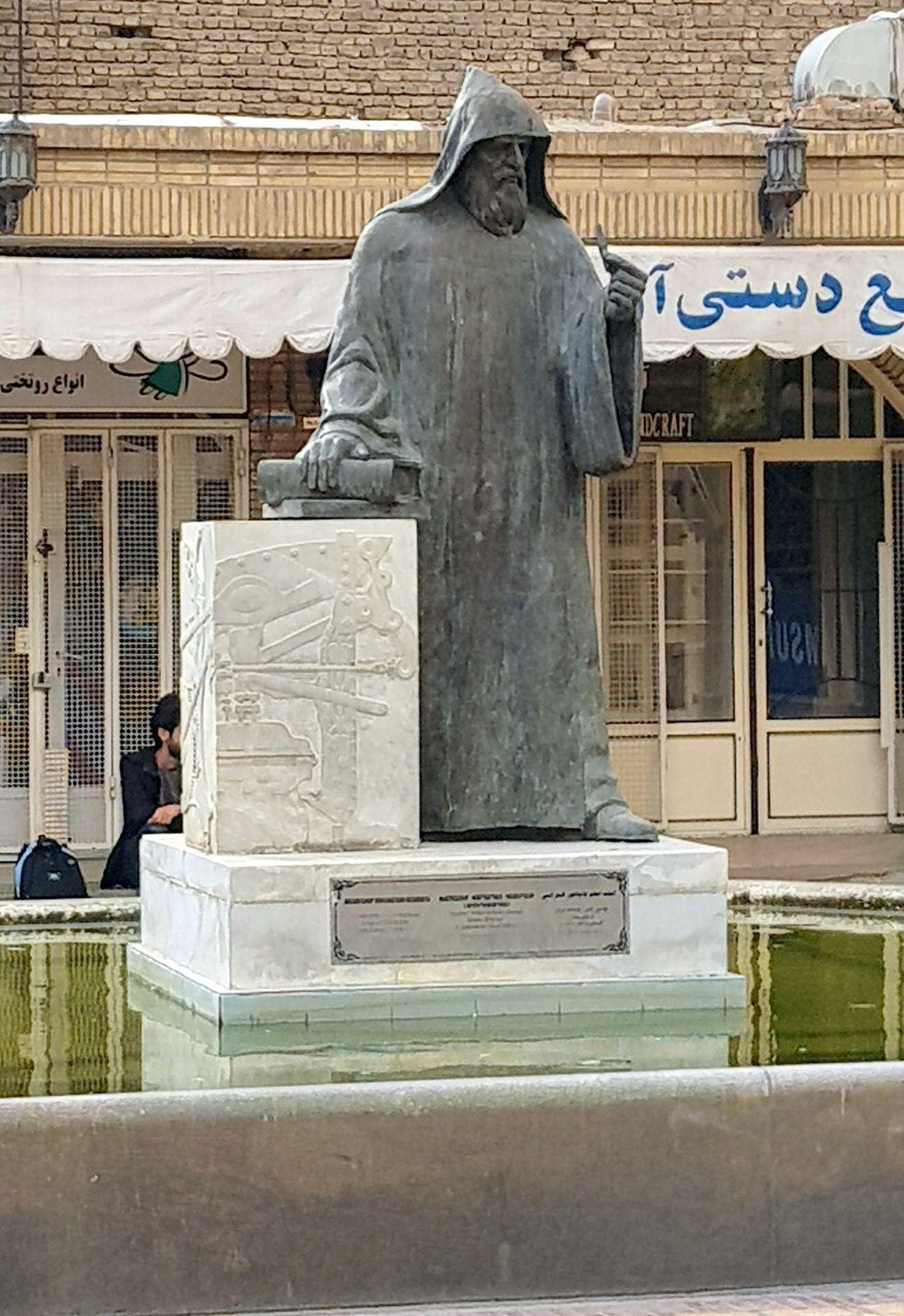 ispahan dans le quartier chretien arménien