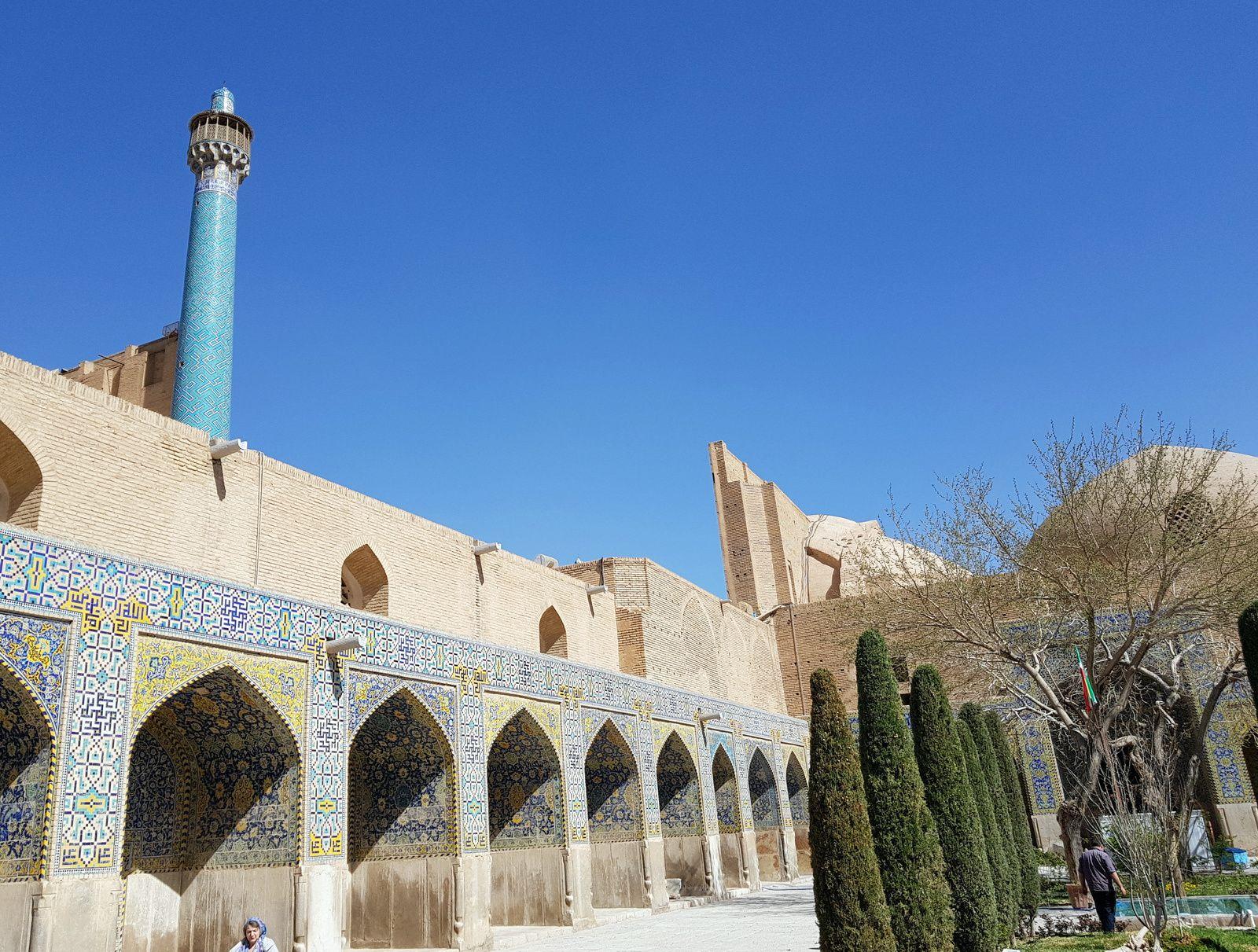 les minarets tremblants