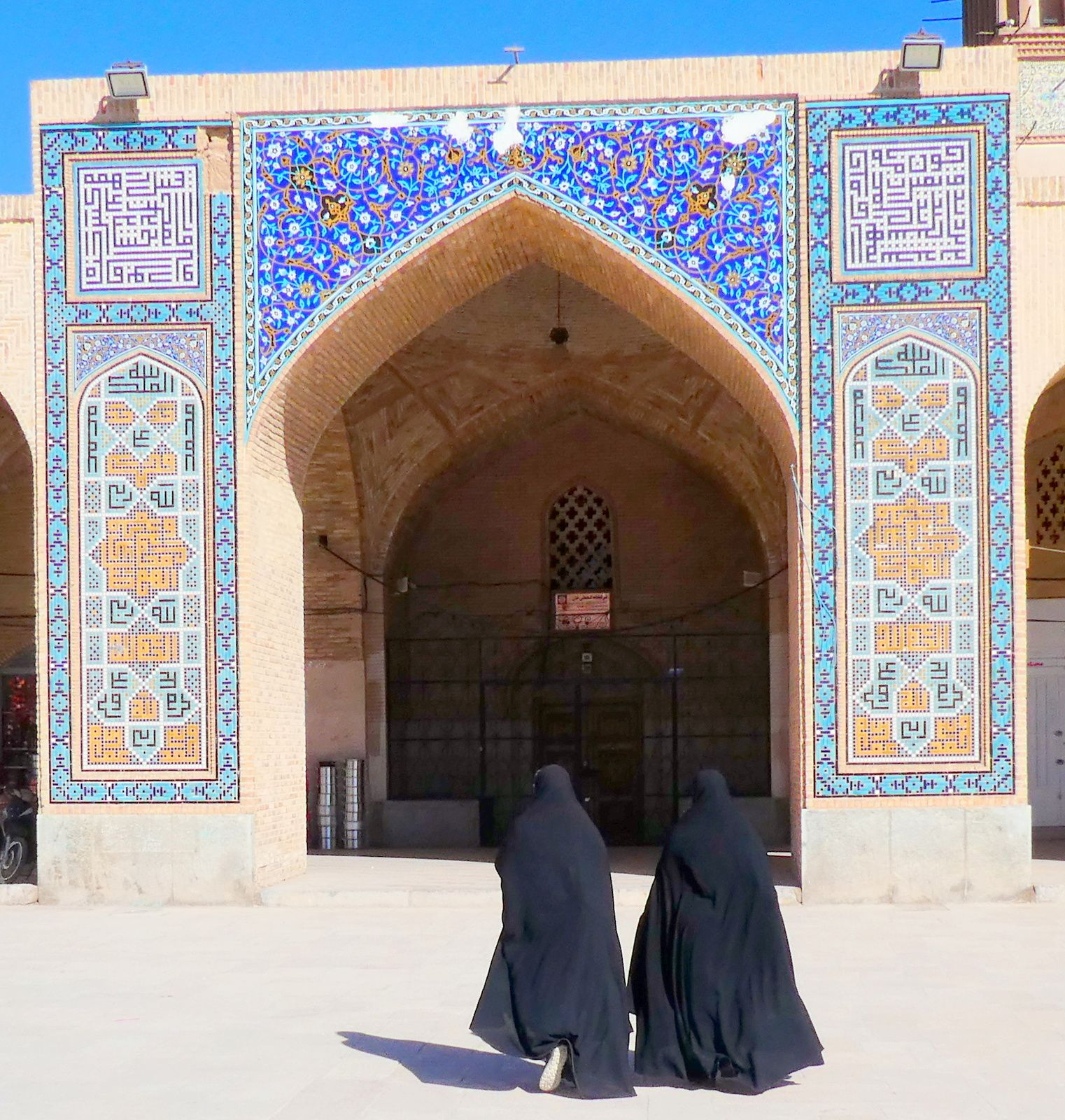 voiles et mosquées