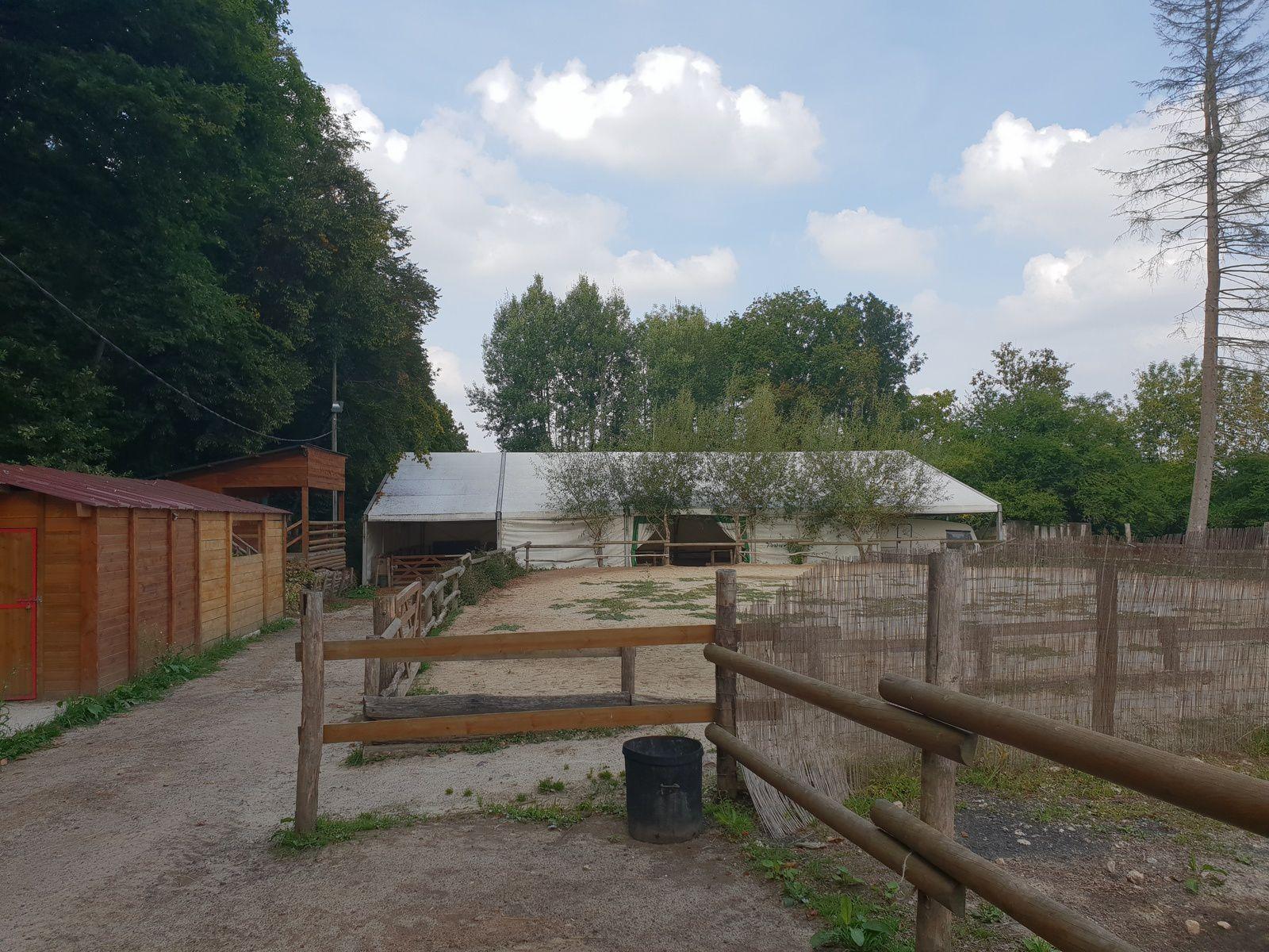 micro poney club a reprendre  une aventure a vivre dans le plus beau village du monde ?