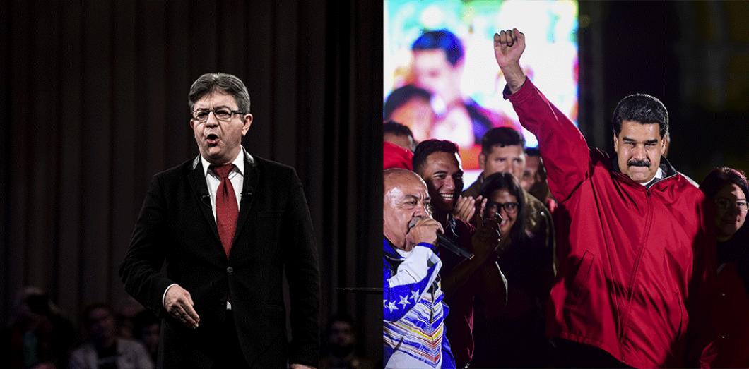 et dire que nous aurions pu faire partie de l'alliance bolivarienne  !