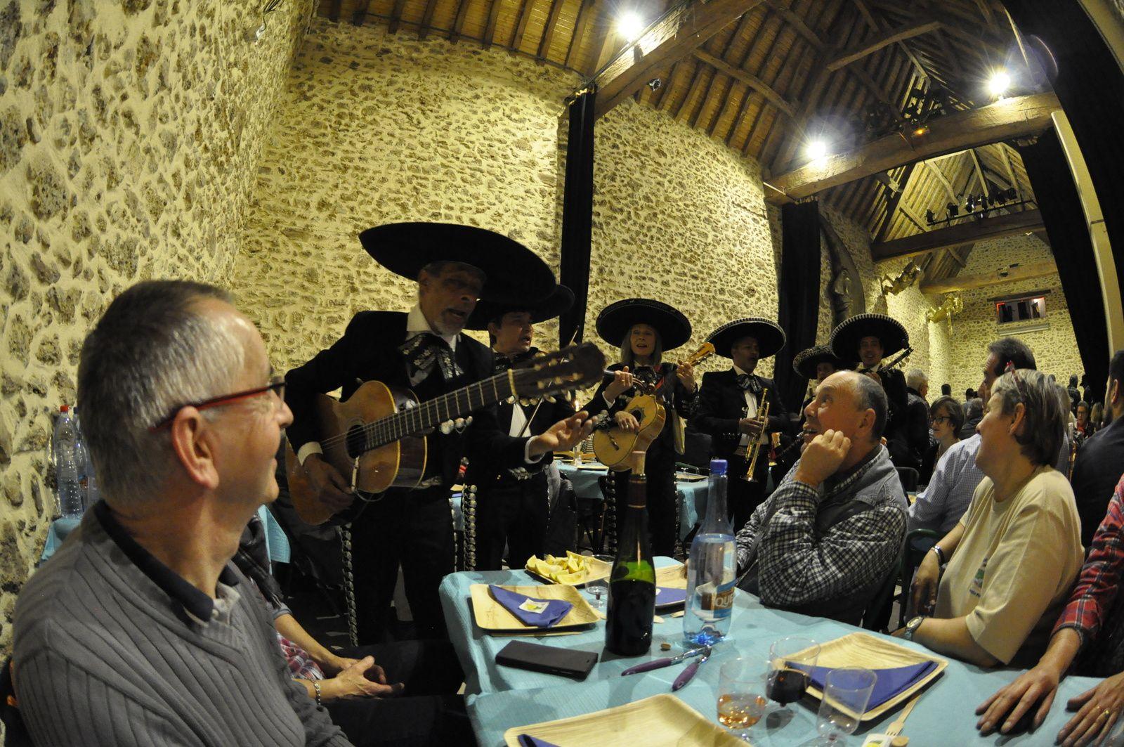 les mariachis font partie de mon univers ils sont de tous mariages nos anniversaires ,nos enterrements