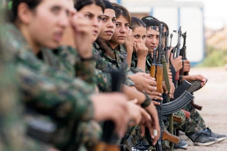 kurdes ,le temps n'est plus a tergiverser
