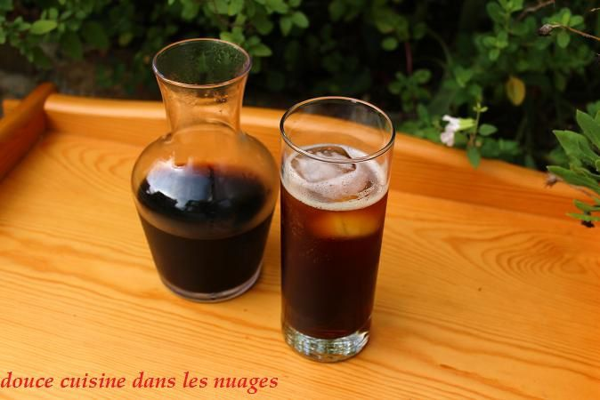 Café froid ou Cold Brew