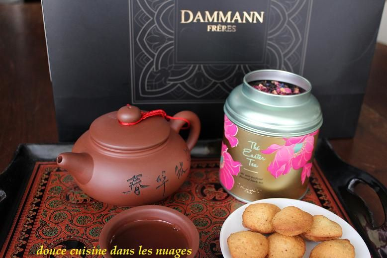 Le printemps chez Dammann: Easter Tea