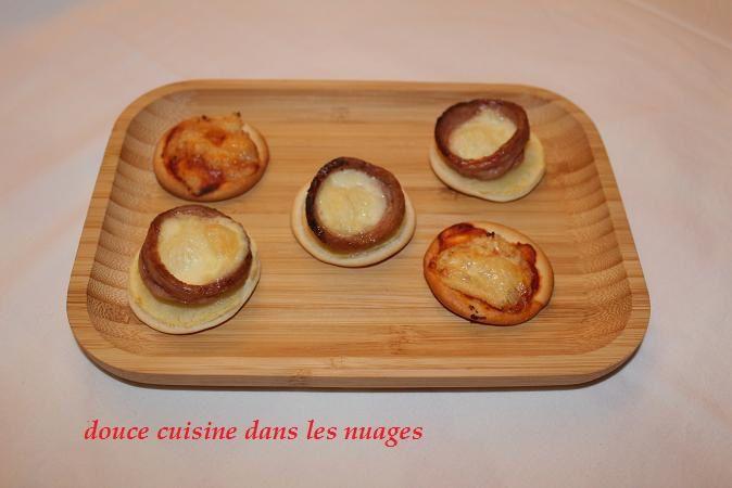 Pizzas bretonnes