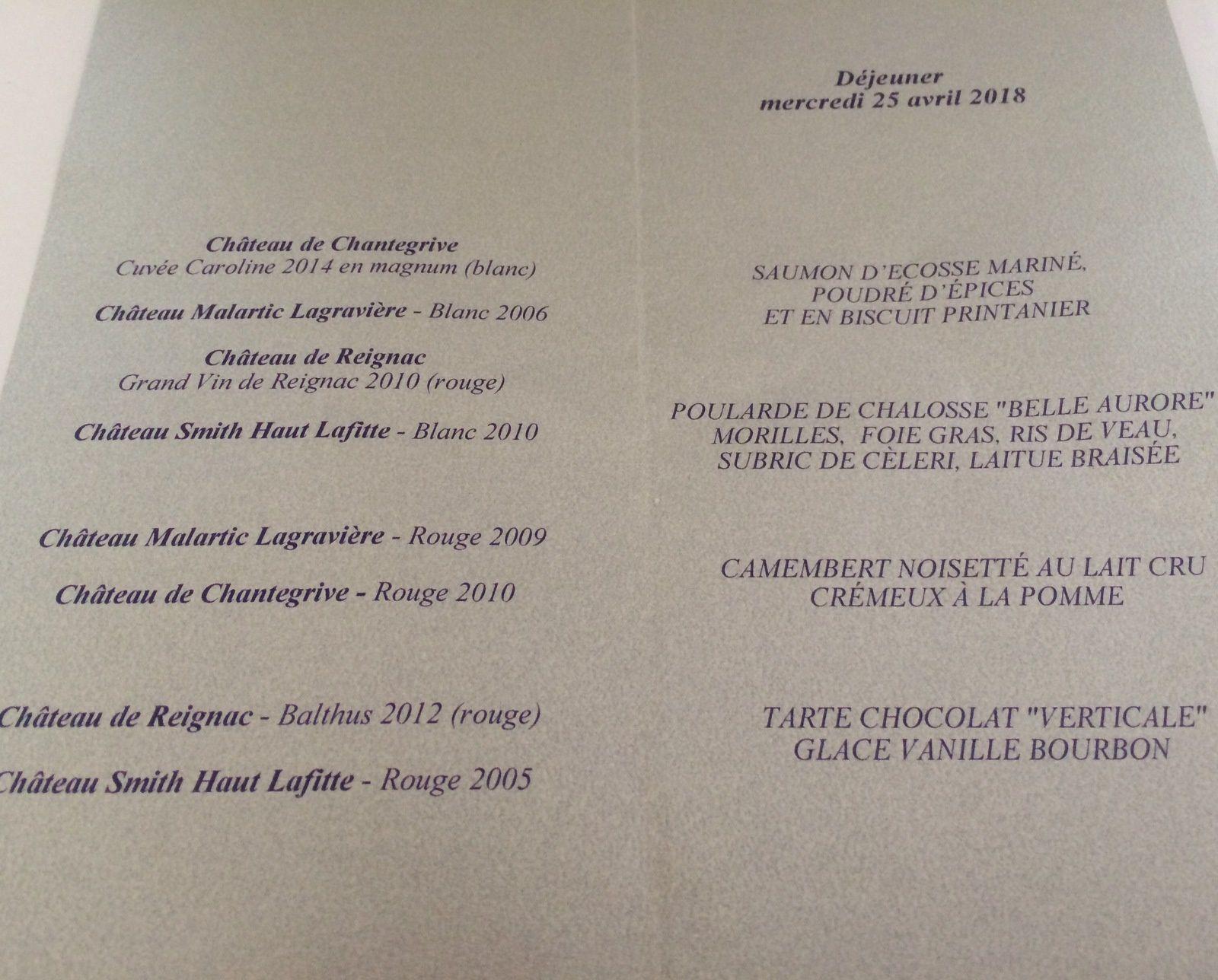 MyBalthazar, Les Bordeaux et le Carré des Feuillants